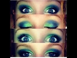 allstar cheer peion makeup tutorial