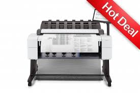 <b>HP DesignJet T2600dr PS</b> MFP (36 inch) - 3EK15A | HP Plotter