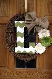 initial wreaths for front doorInitial Wreaths For Front Door 271