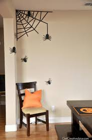 Wall Decor For Home Halloween Decorations Home Tour Quick And Easy Ideas