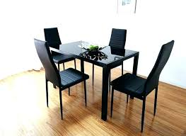 6 round dining table set low for with person ikea