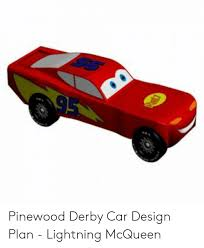 Pinewood Derby Cars Designs 55 Pinewood Derby Car Design Plan Lightning Mcqueen