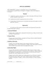 Business Service Agreement Template Template Termination Contract Template 7