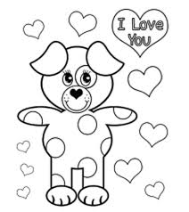 Valentine's day coloring pages you can download for free, from sweet pictures for preschoolers to intricate doodles for adults to color in. Top 44 Free Printable Valentines Day Coloring Pages Online