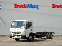 2018 mitsubishi fuso. simple mitsubishi 2018 mitsubishi fuso fe160 chassis only stkm17003 inside mitsubishi fuso