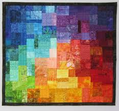 Quilt Stitching to enhance Mosaic Art Quilts - Art Quilts by Sharon & This blog is about some different approaches to quilting a mosaic quilt.  One of my favorite free motion designs is a random repeating and  overlapping square ... Adamdwight.com