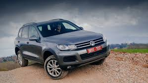 Каким должен и не должен быть Volkswagen Touareg. Тест ...