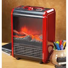 mini fireplace portable electric heater