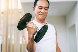 weight lifting after brain injury