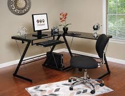 Leanne L-Shape Computer Desk