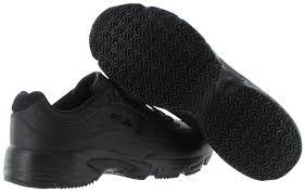 fila non slip shoes. fila-memory-workshift-men-039-s-cross-training- fila non slip shoes m