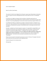 Appeal Letter Format Examples 10 Ei Appeal Letter Dragon Fire Defense