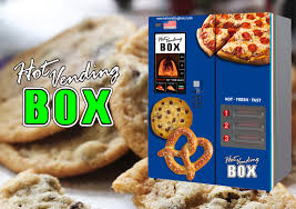 Vending Machine Cookies Simple How About A Cookie Vending Machine At Your Office Pizza Vending