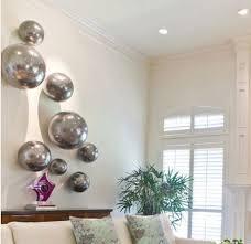 Stainless Steel Decorative Balls 100 best Silver balls images on Pinterest Balls Backyard ideas 69
