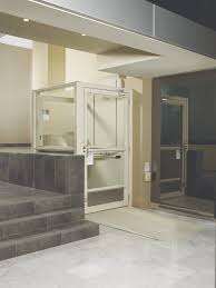 Wheelchair Lifts Vancouver  Victoria BC Angel Elevating Solutions - Exterior wheelchair lifts