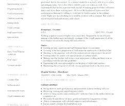 Cook Resume Objective This Is Resume For Cook Chef Resume Example Resume For Cook Resume 71