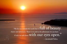 Beauty Of The World Quotes Best of Quotes About Beauty Of The World 24 Quotes