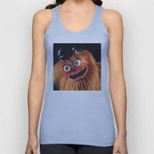 Gritty Growth Chart Flyers Nhl Tank Tops Society6