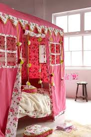 Canopy For Girl Bed Kid Bed Canopy Bed Curtain Round Dome Hanging ...