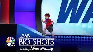 little big shots yoshi the three year old