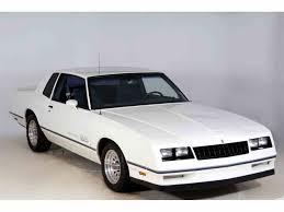 Classic Chevrolet Monte Carlo SS for Sale