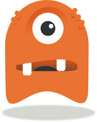free photos vector images pac monster cartoon