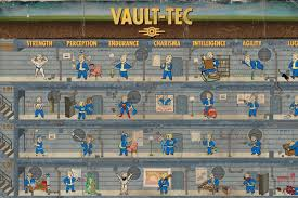 Fallout 4 Level Up Chart Fallout 4 Perks Guide Polygon