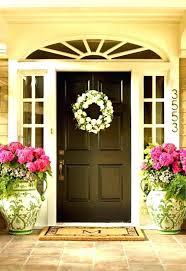 single front doors. Front Door Entry Ideas Fiberglass Exterior A Black Grand Entrance . Single Doors