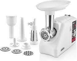 Sinbo Shb-3108 Salça &Et Kıyma Makinesi : Amazon.com.tr: Mutfak