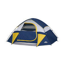 Captiva Designs 23 13 Woodlands Tent Dome Tent Northwest Territory Sierra Outdoor Camping Hiking 3 Persons