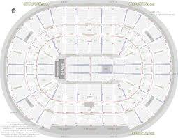 Bridgestone Arena Floor Seating Chart Bradley Center Seating