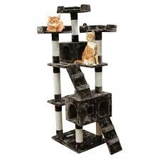 corner cat tree furniture mocha 700x700