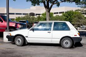 THE STREET PEEP: 1988 Toyota Corolla FX
