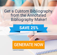 using an apa style bibliography generator reference generator