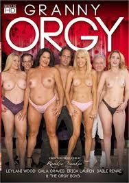 Grannie orgy free porn