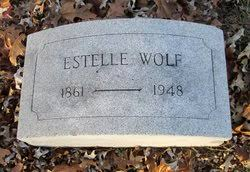 Estelle Wolf (1861-1948) - Find A Grave Memorial