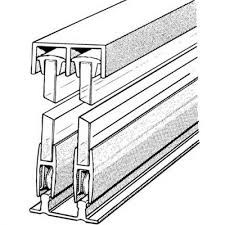 sliding glass tracks cabinet bar cabinet