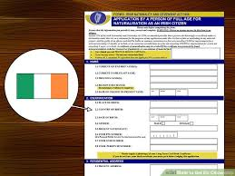 Citizenship Application Form Stunning How To Get EU Citizenship 48 Steps With Pictures WikiHow