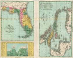 Maps Of Florida Historical Statewide Regional