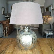 mercury glass lighting fixtures. mercury glass spray paint table lamp buffet lamps lighting fixtures