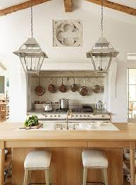 fabulous pendants in the giannetti s kitchen