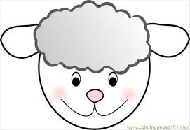 Small Picture Sheep Nice Coloring Page Free Sheep Coloring Pages