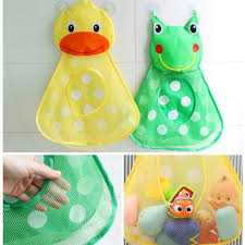 Baby <b>Bath Toys Bathtub Toys in the</b> bath Mesh Cartoon Storage Bag ...