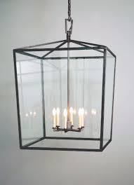 square box cage lantern model no h1340h
