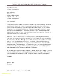 Copywriter Cover Letter Teaching Cover Letter Template Cover Letter