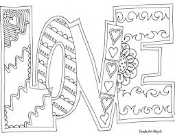 Small Picture 20 Free Printable Love Coloring Pages EverFreeColoringcom