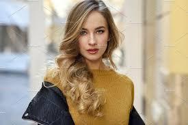 Photo blonde russian woman net