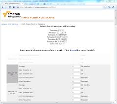 Simple Monthly Calculator Amazon Ec2 Pricing For Dummies Part 2 Storage Costs 4sysops