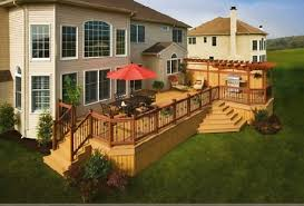 backyard deck design ideas. Decoration In Patio Deck Designs Nice Outdoor 3 Decks Beach Backyard Remodel Images Design Ideas E