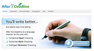 check grammar punctuation spelling online in  check grammar punctuation spelling online in after the deadline